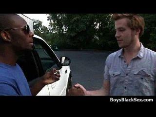 सेक्सी सफेद किशोर लड़के काले मांसल लोगों 21 द्वारा बहकाया