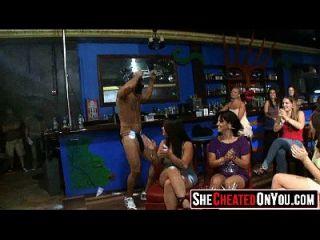 09 भूमिगत बकवास पार्टी नंगा नाच में पत्नी को धोखा दे! 48