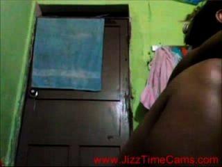 कोलम्बियन कैम लड़की जैज टाइमकैम