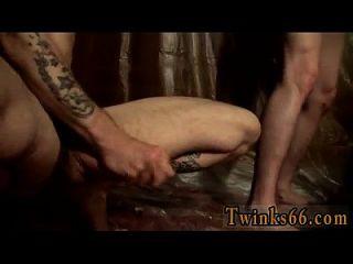सभी लड़कों की twink फिल्म में गेंदों jizz और bladders के बोलने की है