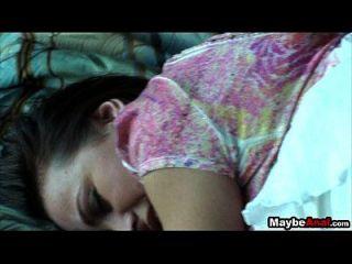 किशोर घर वीडियो एलीसा फोर्ड पर गुदा सेक्स की कोशिश करता है 2 4