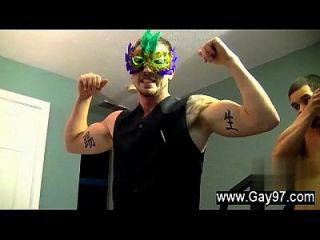 समलैंगिक twinks प्यारा ब्रायन barebacks