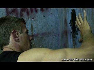 gloryholes और handjobs बुरा गीला समलैंगिक कट्टर XXX सेक्स 25