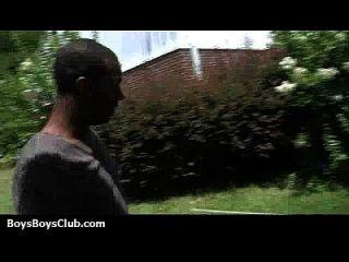 लड़के पर अश्वेतों कट्टर समलैंगिक कार्रवाई 25