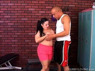 गंदे devyn सुंदर बड़े स्तन BBW जो सह खाने के लिए प्यार करता है