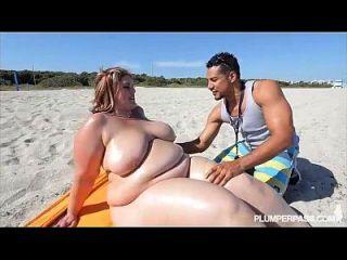 समुद्र तट पर अमेज़न एसएसबीबीवी एरीन ग्रीन बकवास प्रशंसक