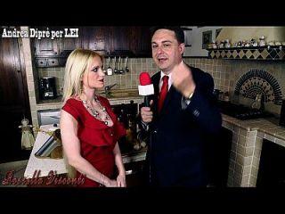 रोस्सेला विस्कोटिन: रसोई में कॉन एंड्रीआ डिपर