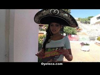 ओयलोका हॉट लैटिना एक सिंको डे मेयो पार्टी के दौरान गड़बड़ हुई!