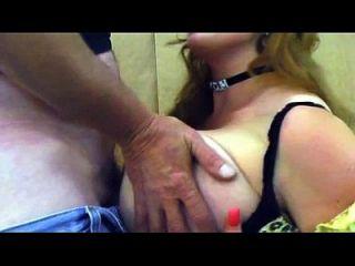 बाम्बी ब्लेज़ \ विशाल स्तन के साथ तैसा बकवास और blowjob वीडियो