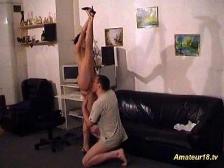 चरम लचीली विकृति सेक्स