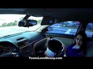 कार लिक के लिए पैसे उगाहने वाले किशोरवॉवमनी!