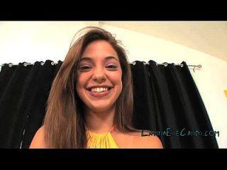 लैटिना किशोर ग्लेज़िंग