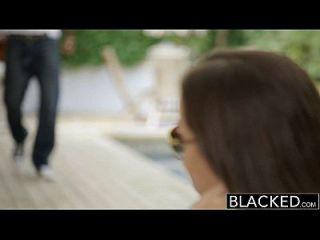काले बकाया प्रेमिका विक्टोरिया राय ब्लैक एक बीबीसी fucks