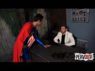 सुपरमैन समलैंगिक डबल मिलकर
