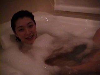 जापानी शौकिया लड़की होटल कमबख्त