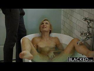 काले गोरा प्रेमिका एलेक्स अनुग्रह बीबीसी के साथ धोखा देती है