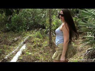 milf जंगल में चेहरे का हो जाता है ममीसिन ले मम्मी के 21 वें जन्मदिन पर आश्चर्य