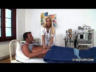 नर्स कैंडी लाइसीस