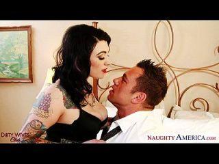 tattoed श्यामला पत्नी लाल रंग lavey कमबख्त
