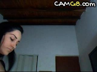 एक और सेक्सी busty वेब कैमरा लैटिना camg8