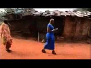 अफ्रीकी लड़कियों को बड़ी प्राकृतिक लूट अफ्रीका मिली
