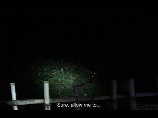 उपशीर्षक जापानी भूत शिकार अड्डा अड्डा जांच