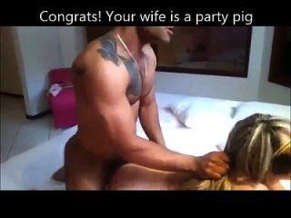 पार्टी पिग 2 करने के लिए पत्नी swinger