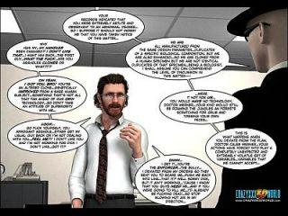 3 डी कॉमिक: बेहिचक एपिसोड 20