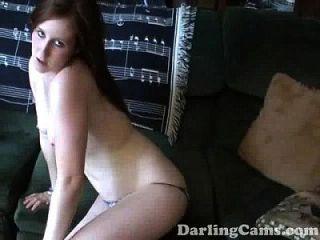 18yo सितंबर घर वीडियो में sloppy blowjob देता है darlingcams.com