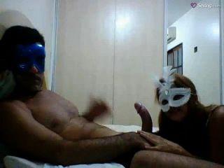कैसाल एमेडॉर कैओन नेट ने लाइव कैमरा एक्सबिएशन एओ विवो सेक्स लॉग!