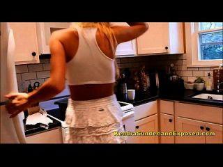 रसोई sundland ब्रांड रसोई में खुद को नए तेल लगाने के ऊपर