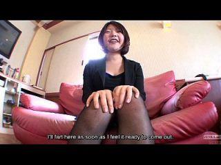 बड़ा बट अंग्रेजी उपशीर्षक HD के साथ जापानी शौकिया farting