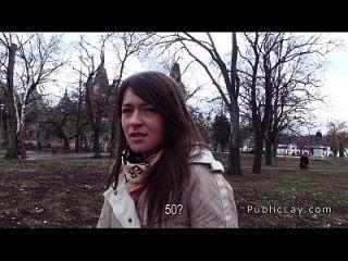 रशियन बेब बकवास के लिए जनता में बकवास