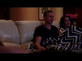jenna joss अपने प्रेमी द्वारा घर में आ रही हो जाता है, दृश्य # 02