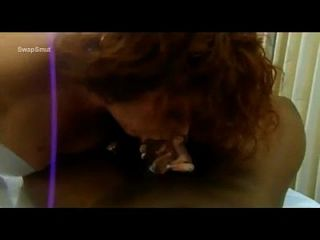 शौकिया एक बड़े फूहड़ के साथ दो बड़े मुर्गा बीबीसी supersuck पूर्ण मुंह