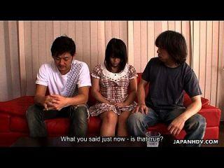 slutty एशियाई कई orgasms के साथ दंडित किया जा रहा है