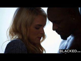ब्लैक कैरा निकोल अपने पहले बड़े काले मुर्गा लेता है