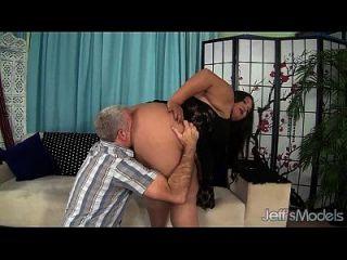फैटी लैटिना बीबीडब्ल्यू लोरेलाई देमोर विस्तृत भार सेक्स
