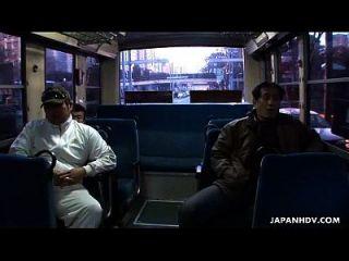 जापान एचडीवी बस बकवास यययो योशिनो दृश्य 2 ट्रेलर
