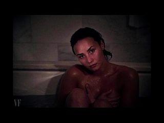 सेक्स डेमी lovato और माइली साइरस