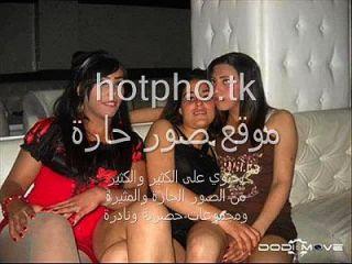 गर्म अरबी लड़की