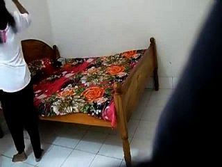 घर गुप्त कब्जे में प्रेमियों सेक्स