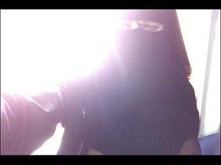 मेरी बिल्ली में niqab