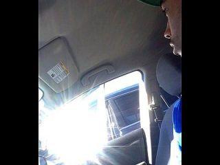 डिक कार में फ्लैशिंग milf