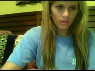 वेब कैमरा लड़की: निशुल्क किशोर अश्लील वीडियो 90 निजी कैम से, नेट के जरिये भावुक