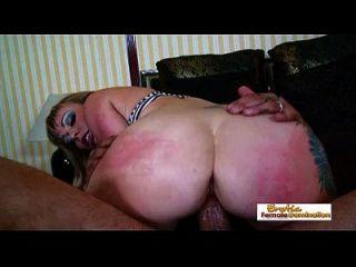 भव्य busty माँ एक गुदा विनाश हो जाता है और यह प्यार करता है