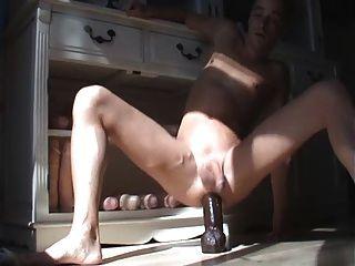 गुदा dildo समलैंगिक विशाल खिलौना कमबख्त