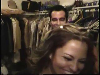 शौकिया सीबीटी - लैटिना पार्टी हो रही Handjobs और मुखमैथुन पर पुरुष खाल उधेड़नेवाला