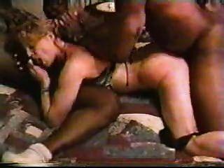 काले पुरुषों के साथ गोरा सफेद पत्नी - घर अंतरजातीय व्यभिचारी
