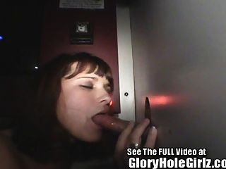 gloryhole महिला Cindi मैला मुखमैथुन